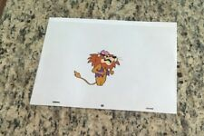 Lippy The Lion, Production Cel 1960'S Hand Painted Hanna-Barbera