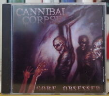CANNIBAL CORPSE GORE OBSESSED DEATH METAL METAL BLADE RECORDS US 2002
