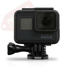 New GoPro HERO7 Black 12 MP Waterproof 4K Camera Camcorder