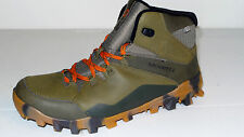New Merrell Fraxion Thermo 6 Waterproof Leather Mountain Hiking Boot Men 9 Green