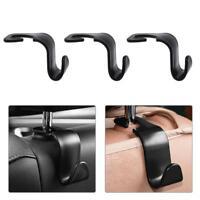1Pc Universal Car Back Seat Headrest Hanger Hook Holder for Bag Purse Clothes