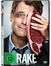 3 DVD-Box ° Rake ° Staffel 1 ° NEU & OVP