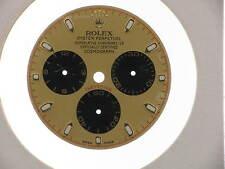 QUADRANTE DIAL GOLD PAUL NEWMAN ORIGINAL ROLEX DAYTONA REF. 116528 - 116518