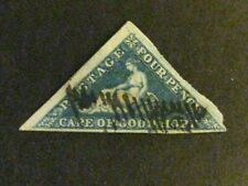Cape of Good Hope #2b used blue a1910.9746