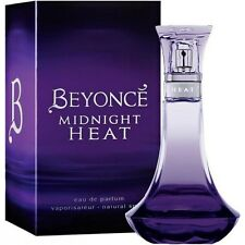 Beyonce MIDNIGHT HEAT 100ml EDP SPRAY NUOVO