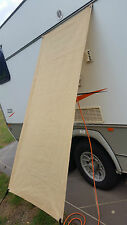 Window Shade and fridge vent shade screen for caravan VARIOUS COLOURS AVAILABLE