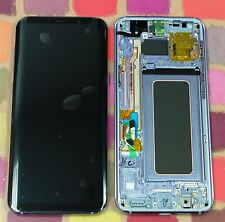 GENUINE ORCHID SAMSUNG SM-G955F GALAXY S8 PLUS SCREEN AMOLED LCD FRAME DISPLAY