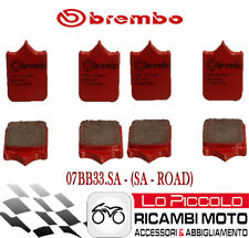 BMW S 1000 R ABS 2017 2018 Brembo Brake Pads Sintered Front