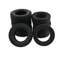 4pcs Original Soft Wheel Tires with Foam for MN86 MN86K MN86KS RC Car DIY Parts
