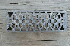 Decorativo Ghisa Stile Antico Air Brick GRILL COVER INSERTO INSET GRILL AG1