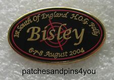 Harley Davidson HOG Bisley SOFER 2004 Pin NEW!! FREE U.K. POSTAGE!