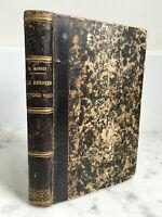 Il Ultimo Appuntamento Henry Murger Michel Lévy Fratelli 1858