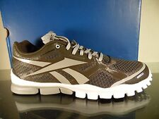 REEBOK Mens TRAINFLEX DC GREY Running Training Athletic Shoes Size 9 EUR 42