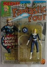 Invisible Woman Fantastic Four Marvel Super Heroes 1994 Action Figure