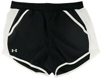 Under Armour Damen Sporthose Fly by Shorts Running kurze Hose Laufhose Fitness
