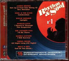 RHYTHM & SOUL N°1 - DISCO FUNK BLACK MUSIC MOTOWN - CD COMPILATION [328]