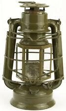 Vintage Lantern MEVA 863 Pre-war WW2 made in Czechoslovakia Kerosene Storm Lamp
