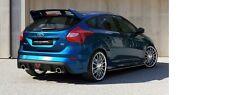Ford Focus MK3 Heckschürze Heckstoßstange Diffusor Heckansatz Spoiler RS ST NEU