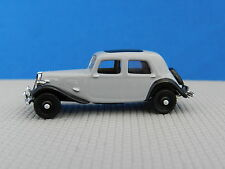 NOREV 153024 CITROEN TRACTION 7A GREY 1:87