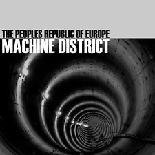 The peoples republic of Europe machine district CD 2012
