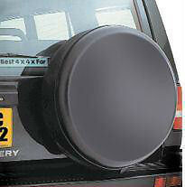 4x4 spare wheel cover universal for MITSUBISHI PAJERO
