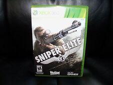 Sniper Elite V2  (Xbox 360, 2012) EUC FREE USA SHIPPING