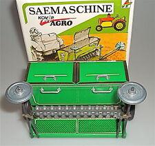 Sämaschine Kovap Kovar Agro Blechspielzeug Zubehör füt Traktor OVP å