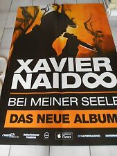Xavier Naidoo ALBUM orig. Concert Tour Poster 168 x 118 cm, sondergrösse