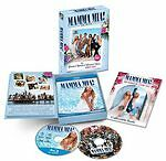 Mamma Mia DVD with CD Soundtrack (Gimmie! Gimme! Gimme! More Gift Set)