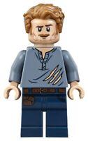 Lego Jurassic World Owen Grady jw020 (From 75929) Minifigure Figurine New