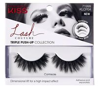 22b98562302 (2 Pack) KISS LASH COUTURE TRIPLE PUSH-UP CAMISOLE