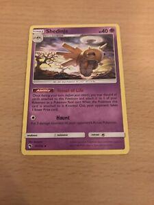 Pokemon Card Shedinja 95/214 Inc Free Card Deal