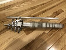Equester Acrylic 7 String Electric Violin