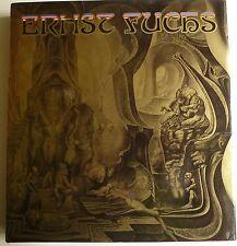 Ernst Fuchs Draeger, renard sur Ernst Fuchs, Ernst Fuchs, art, art de vienne,