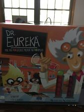 NEW Dr. Eureka Mix the Molecules Master the Formula Blue Orange Games