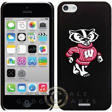 Apple iPhone 5C/i5C/Lite Licensed Shield Ncaa Wisconsin Badgers Mascot Case
