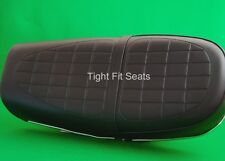 Motorcycle Seat Cover Complete With Strap - HONDA CB750 K1 - NO HONDA LOGO