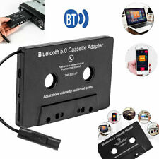 More details for cassette adapter for car bluetooth 5.0 music car audio-receiver cassette player
