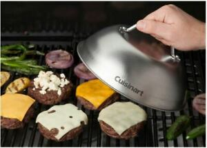 Cuisinart Melting Zone Grill Dome - BRAND NEW