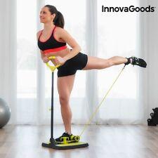 Innovagoods Ig117209 plataforma de fitness unisex adulto Negro/amarillo