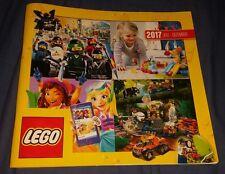 LEGO Werbe KATALOG Heft Juli - Dezember 2017 neu STAR WARS CITY MINECRAFT Batman