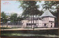 Winona Lake, IN 1910 Postcard: The Auditorium - Indiana Ind