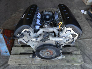 VW Volkswagen Touareg 7L 2002-2007 AYH V10 5.0 TDI Engine just 53k