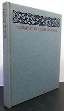 RUBAIYAT OMAR KHAYYAM, THOMAS MOSHER PRESS 1923 LTD ED 1/350 DJ & SLIPCASE