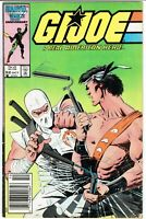 🔥GI JOE #52 COPPER AGE Comic Book MARVEL NEWSSTAND EDITION NICE🔥
