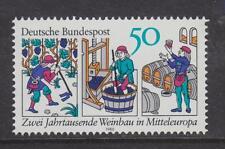 WEST GERMANY MNH STAMP DEUTSCHE BUNDESPOST 1980 WINE MAKING  SG 1942