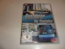 PC autista di autobus-la simulazione