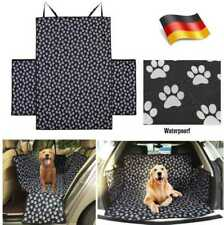Auto Hundedecke R/ücksitzdecke Schutzdecke Schondecke 165x145cm Schwarz