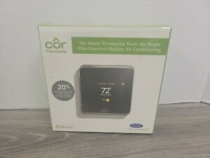 NEW Carrier Cor TP-WEM01-A Wi-Fi Smart Thermostat (shrink-wrapped)