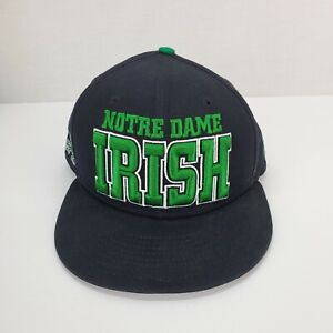 Notre Dame S/M Irish Embroidered Logo On Front